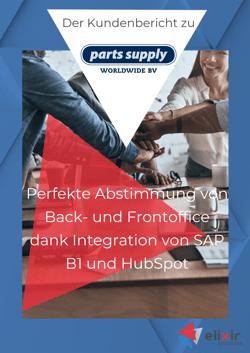 Parts supply DE