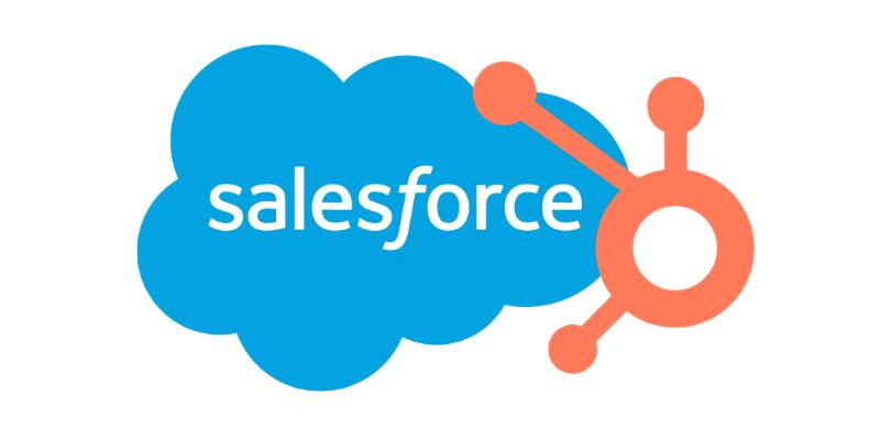 salesforce and hubspot